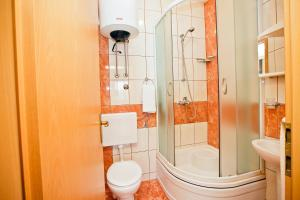 Villa Stana, Appartamenti  Vinišće - big - 15