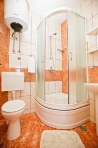 Villa Stana, Appartamenti  Vinišće - big - 12