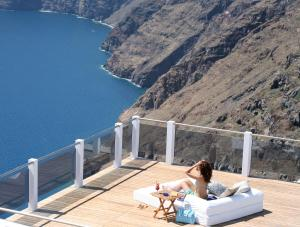 Rocabella Santorini Resort & Spa (Ημεροβίγλι)