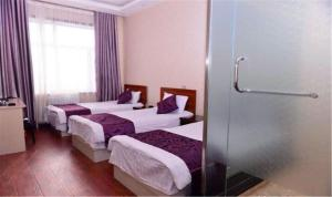 Qihang Hotel Harbin Taiping Airport, Hotely  Harbin - big - 2