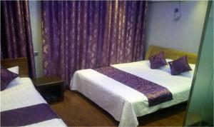 Qihang Hotel Harbin Taiping Airport, Hotely  Harbin - big - 21