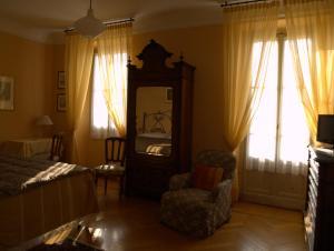 Hotel Olivedo, Hotel  Varenna - big - 63