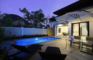 Baan Ping Tara Private Pool Villa, Holiday homes  Ao Nang Beach - big - 1