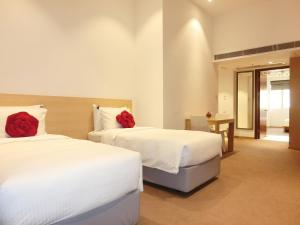 Deluxe Family Room with Free 4G Pocket Wi-Fi Device