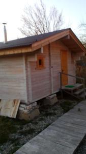 Guest house Zastava, Chalet  Akhmetovskaya - big - 12