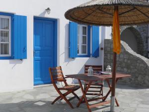 Pelagos Studios, Apartmány  Platis Yialos Mykonos - big - 9