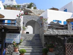 Pelagos Studios, Apartmány  Platis Yialos Mykonos - big - 25