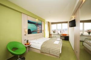 Double Room with Panoramic View and Terrace