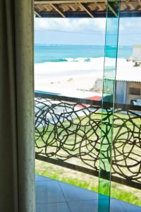 Super Deluxe Double Room with Side Sea View