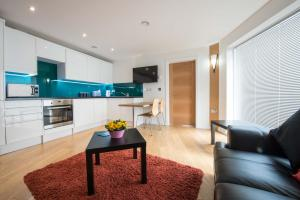 Zinn Apartments - City Centre, Appartamenti  Aberdeen - big - 15