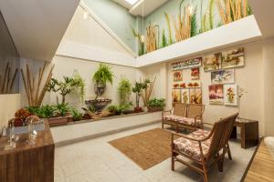 Tri Hotel Caxias Executive, Hotels  Caxias do Sul - big - 61