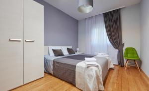 Apartments Villa FourTuna, Апартаменты  Бар - big - 10