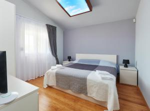 Apartments Villa FourTuna, Апартаменты  Бар - big - 31