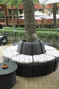 Best Western Central Hotel, Hotels  Arad - big - 20