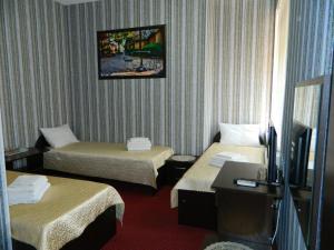 Hotel Baden Baden, Hotels  Volzhskiy - big - 36