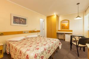 Tri Hotel Caxias Executive, Szállodák  Caxias do Sul - big - 31