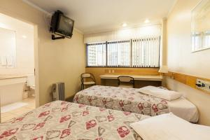 Tri Hotel Caxias Executive, Szállodák  Caxias do Sul - big - 35