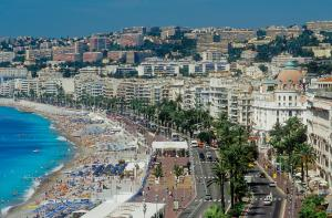 Mercure Nice Centre Grimaldi, Hotels  Nice - big - 29