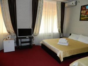 Hotel Baden Baden, Hotels  Volzhskiy - big - 39