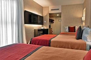 Regente Palace Hotel, Отели  Буэнос-Айрес - big - 26
