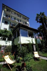 Garni Dolcevita, Penziony  Locarno - big - 126