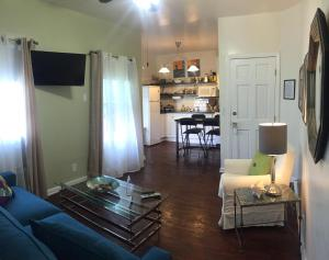 One Queen Bedroom Suite with Full Kitchen and Private Bathroom