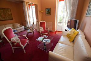 Paris Rome, Hotels  Menton - big - 34