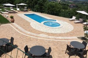 I Gigli del Belvedere, Апартаменты  Монтефьясконе - big - 2
