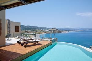 Lindos Blu Luxury Hotel-Adults only, Hotels  Lindos - big - 24