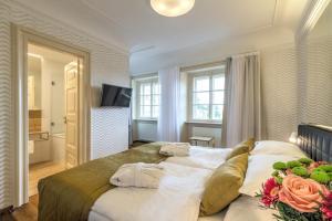 Golden Star, Hotels  Prag - big - 23