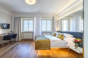 Golden Star, Hotels  Prag - big - 8
