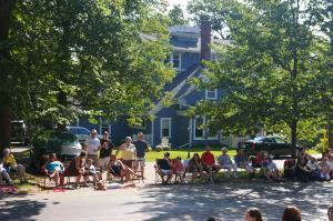 The Dawson House B&B, Panziók  Charlottetown - big - 17