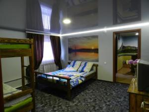 Гостиницы Сатки