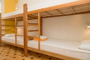 Bed in 6-Bed Mixed Dormitory