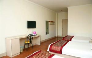 Lotto Express Hotel, Hotely  Qufu - big - 16