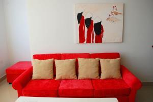 Kim Quang Apartment, Apartmány  Long Hai - big - 11