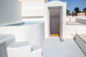 Villa Aegeon Grande, Vily  Megalokhori - big - 33