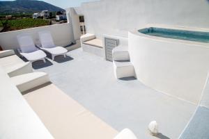 Villa Aegeon Grande, Vily  Megalokhori - big - 35