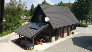 Pansion House Prijeboj, Penzióny  Jezerce - big - 27