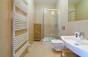 Mielno Apartments Rezydencja Park, Appartamenti  Mielno - big - 26