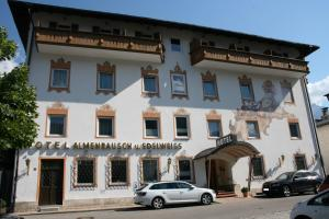 CPH Almenrausch und Edelweiss, Отели  Гармиш-Партенкирхен - big - 36