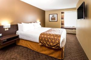 Microtel Inn & Suites by Wyndham Whitecourt, Hotely  Whitecourt - big - 9