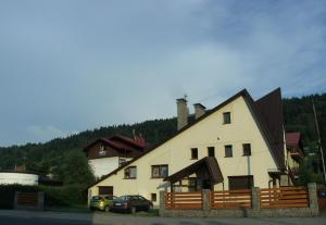 Willa pod piórem, Ferienwohnungen  Szczyrk - big - 48