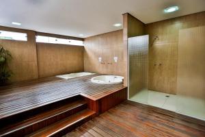 Monte Serrat Hotel, Hotels  Santos - big - 27