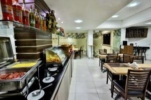 Monte Serrat Hotel, Отели  Сантос - big - 68