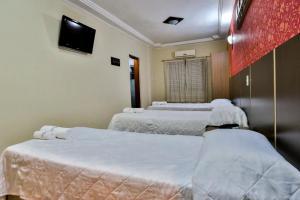Monte Serrat Hotel, Hotel  Santos - big - 14