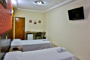 Monte Serrat Hotel, Hotel  Santos - big - 66