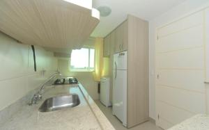 Papaya Flat Apartment, Ferienwohnungen  Natal - big - 26