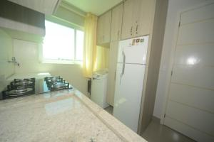 Papaya Flat Apartment, Ferienwohnungen  Natal - big - 31