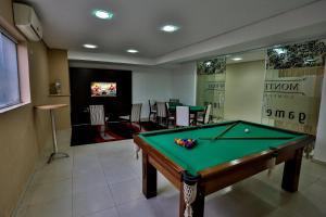 Monte Serrat Hotel, Hotel  Santos - big - 31